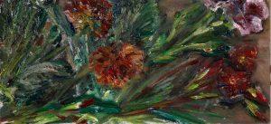 August 1, 2020, Öl auf MDF, 11 x 24 cm