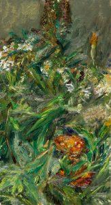 August 8, 2020, Öl auf MDF, 24 x 13 cm