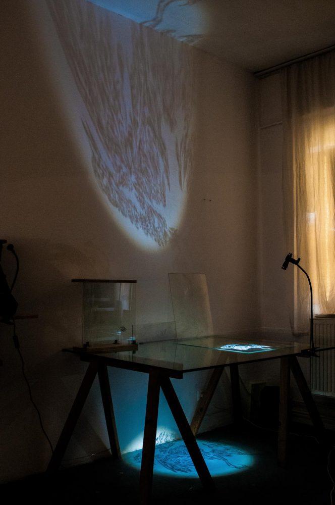 Atelier Frankfurt 2, 2015