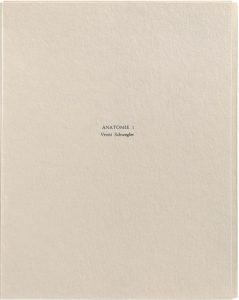 """Titel der Mappe """"Anatomie 1"""", 2005"""
