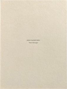 """Blatt aus der Mappe """"Neun Kaninchen"""", 2005"""