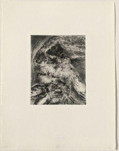"""Ohne Titel, Blatt aus der Mappe """"Acht Hasen"""", 2004"""