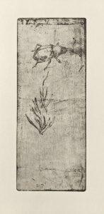 """Blatt aus dem Buch """"Journal"""", 2006"""