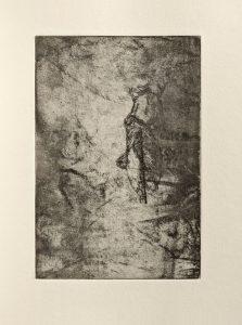 Ohne Titel, 2006, aus dem Künstlerbuch Campo Santo